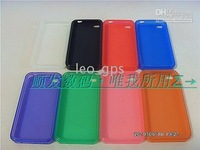 Crystal silicon case for 4G/4GS Good quality, 50pcs/lot New Arrival FROSTED