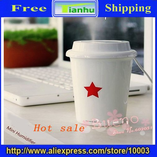 discount! free shpping doulex usb mini anion humidifier air purifier with CE/ROHS-hot sale,factory direct sale,UNIQUE DESIGN(China (Mainland))