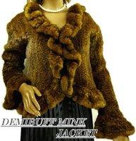 Wholesale-free shipping -2011 new fashion mink fur coat,ladies' fur garment,fashion fur clothing ,top quality