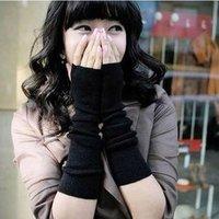 2010 Fashion long arm sleeve,Half gloves,fashion gloves christmas gift free shipping