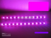 Free shipping+30cm/12LEDS 5050SMD lights strips for car Decorative Light ,car led strips pink!!