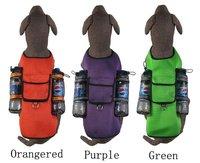 Free shipping 20pcs/lot Large Dog Mesh Sports vest nylon made of mesh/sponge fleece paded