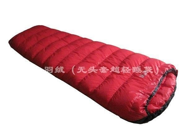LMR 300 g without caps summer sleeping bag kind of fluffy duck down 90% higher degree of comfort 8(China (Mainland))
