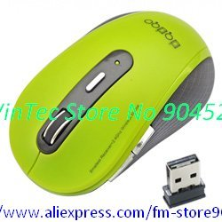 New 2.4Ghz 6keys 10m Distance 1600DPI For Desktop Latop Wireless mouse 1pc (Free shipping)(China (Mainland))
