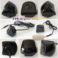 Promotions Car 120 Angle Camera / Punch camera  +++ Free Shipping