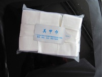 Free shipping! Nail Wipes 900pcs/package Soft and thin retail & wholesale