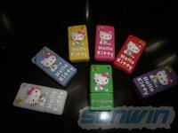 Cool* 2G/4G/ 8GB mini hello kittle shape design USB Flash Drive U disk (100%real capacity)