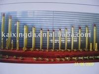 DTH  drill bit(middle pressure button bit) kxd4.5-110