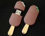 Creative flash disk lovely chocolate ice cream USB Flash Drive 4GB cute gift Swatch performance