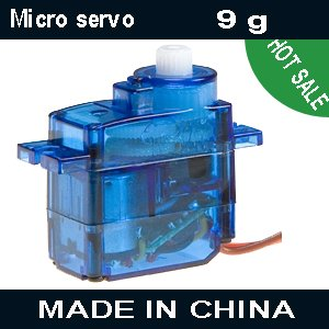 1.3kg plastic&Analog servo 10pcs/lot wholesale ship by EMS(China (Mainland))