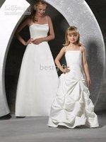 2010 Flower Girl Party /Pageant //Handmade Dress &54