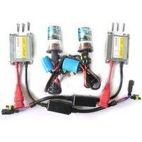 Slim Ballast HID XENON Conversion Kit Bulbs 9007 6000K [CPA89]