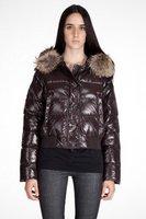 2011 Hot designer Lady Down Jacket Fashion Women's Outerwear
