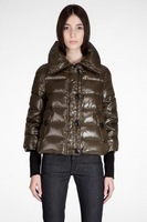 New style women's down jacket and coat