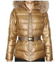 Best selling Lady Fashion Coats Branded Women's Down Jackets