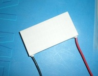 10 pcs TEC1-06308 8A 7.5V 40.2W 67 20*40*3.6mm Thermoelectric Cooler Peltier Plate cheap shipping