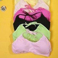 Wholesale &Retail straps neck padded Bra Bikini special