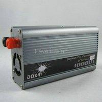 1000W 12V DC to 220V AC Car Truck Boat Power Inverter