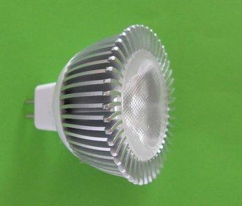 Promotion!! Edison led chip, 3*1W led spotlight,220lm