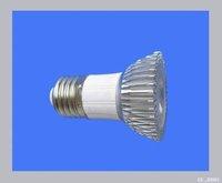 Promotion!! TW led chip,3*1W E27 LED spotlight,180lm