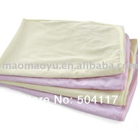 "2014 Best Selling- 1pc/lot  70*150CM(28""*59"") Natural  Moisture  Large Size Bamboo Fiber Urinal Pad Baby Changing Pads 220012"