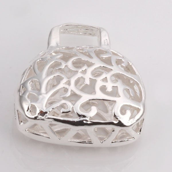Fashion Jewelry stereoscopic bag pendant Best price ever, no Qty. limit, Free shipping p037(China (Mainland))