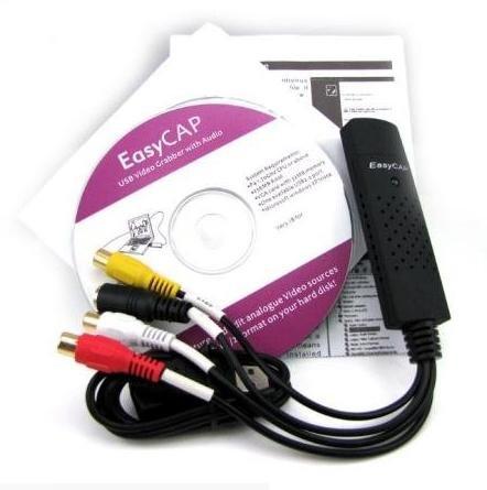 Easycap capture driver capture software