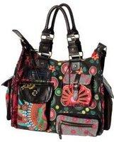New!! 2011 Desigual Perfect Women Handbag Shoulder Bag Multi Color &freeshipping  pick: S-XXXL &Free Shipping