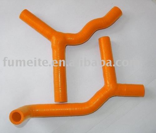 2003-2008 KTM 85SX 85 SX motorcycle silicone radiator hose,KTM85 SX 03 04 05 06 07 08(China (Mainland))