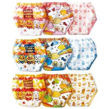 Promotion!!! 27pcs/LOT 9 designs/waterproof cotton potty training pants/ diaper pants/Baby underwear