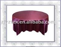 "sell 90*90""  burgundy overlay /table overlays"
