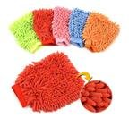 Microfiber Cloth Car Cleaning Wash Mitten Glove(China (Mainland))