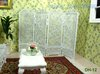 1/12 Scale Dollhouse Furniture Miniature ~ Doll Living Room ~ Metal Wire Folding Screen ~ Free Shipping !