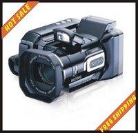 Free shipping--16MP POCKET super-thin 8X Digital Zoom HD7000T DV Digital Video Camera