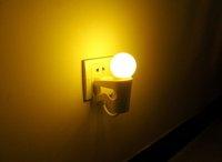 Free Shipping 10pcs/lotclimbing boy led light-control night lamp/ led wall lamp/ auto sense night lamp