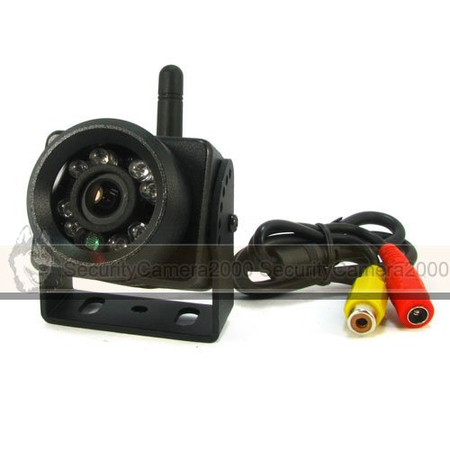 IR LED Weatherproof 2.4GHz Wireless Reversing Camera Free Shipping!!!(China (Mainland))