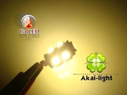 Wholesale Top-sale g4 led light -9SMD 5050 led bulb light lamp(200PCS/1lot free ship)