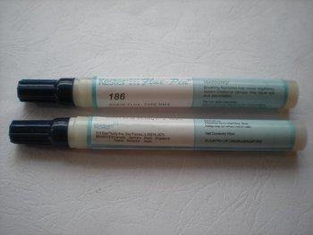 Kester Rosin Flux Pen 186 RMA for Solar Cells Panel 20 pcs per lot