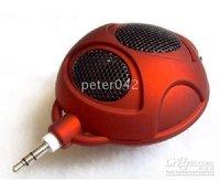 Free shipping+10pcs USB Electricize Mini Stereo Speaker Headphone Tumble Bug Audio , portable speaker  !