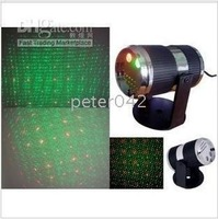 Free shipping+ Small Laser stage lighting /voice control stars laser light / KTV Laser Light!!!!