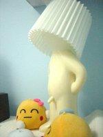 new creactive table lam/ Mr.P shy boy desk lamp, good quality+ free shipping, MOQ: 3pcs