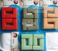 child safety/toddler/infant Protector/Pad/Cushion 50sets,4pcs/set L-shaped/Corner Edge Cushion/Baby