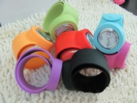 Hotselling Tape Silicone Watch  Accept Add Own LOGO With Large Orders