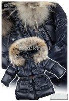 2011 New Winter coat ,kids Coat Down fashion jacket Boys' Outerwear Black all size