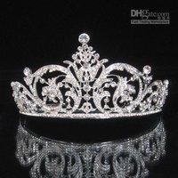 wedding accessory bride annex elegant crown #E5 simulated diamond. Superheroes