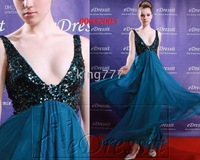 Dress Ball Gown Dress it NEW Silk Sequined Prom