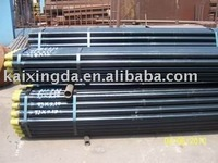 drill rod(drill pipe),size:OD 60mmx2.5m ,use for drilling rig parts,you can buy one sample for test our quality