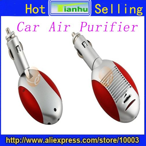 hot selling Mini car air freshener,Ionic fresh Air Purifier,Oxygen Ionizer Bar,air cleaner,unique design,multifunctional,novel(China (Mainland))