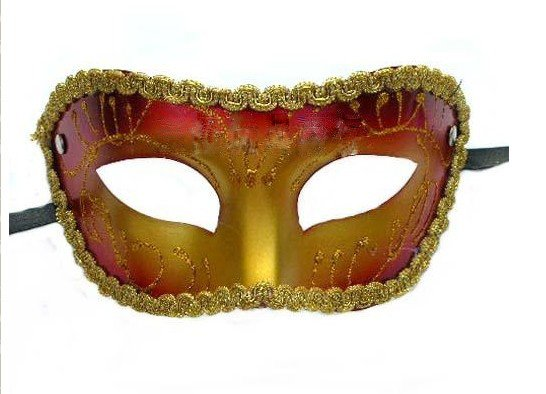 Venice Mask Supply of game performance masks, dance masks, painting masks 200PCS/lot free shipping(China (Mainland))