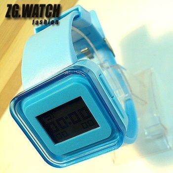 Free Shipping  Anion negative Wrist Bracelet Silicone Watch/ jelly watch/sports watch Wholesale 30pcs per lot